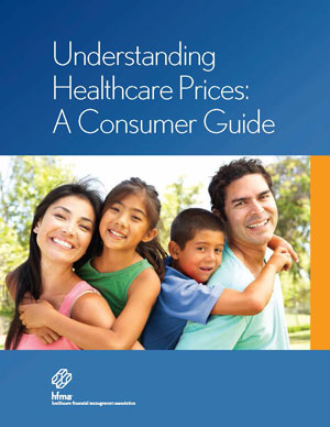 Cover to Understanding Healthcare Prices: A Consumer Guide