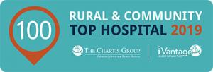 Top 100 Rural and Community Hospital Logo