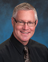 Chaplain Gregg TeBeest